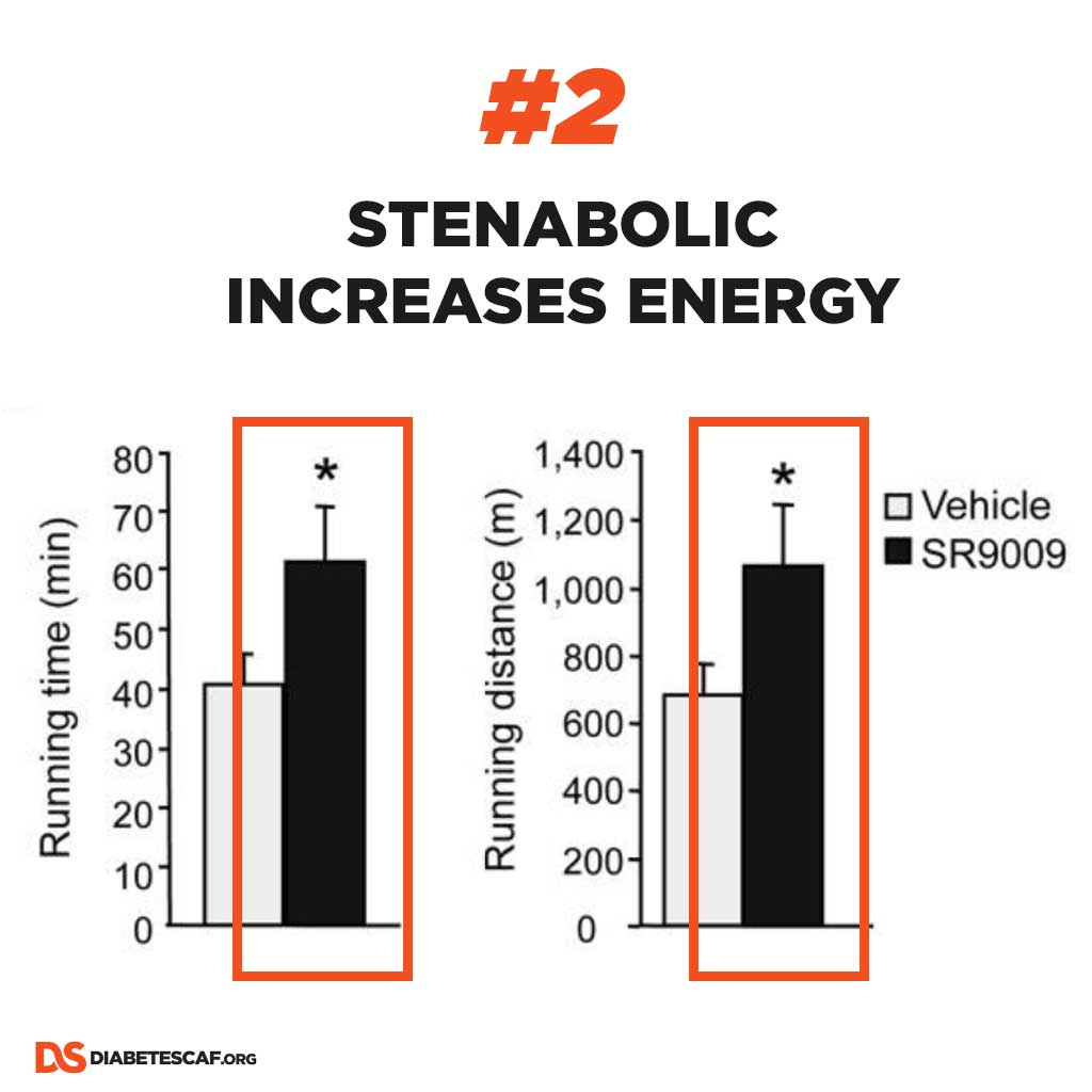 stenabolic results before and after